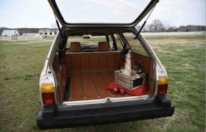Photos:- Would You Buy This 1982 Peugeot 504 Station Wagon For ?6M?